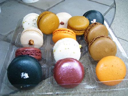 macaron at boule